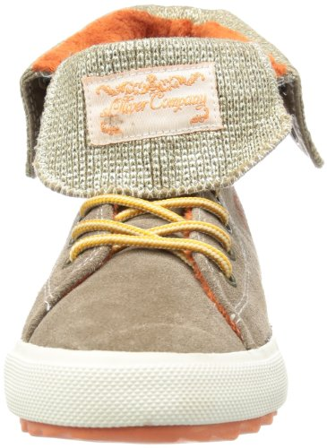 s.Oliver Casual 5-5-45204-21 Mädchen Sneaker Beige (SAND 355)