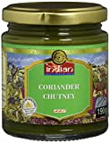 TRULY INDIAN Koriander Chutney, 190 g