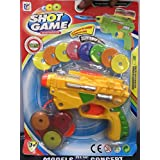 Siddhi Vinayak™ Soft And Safe Sharpshooter Gun Toy With Foam Bullets For Kids
