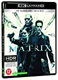 Matrix 4k ultra hd [Blu-ray] [FR Import]