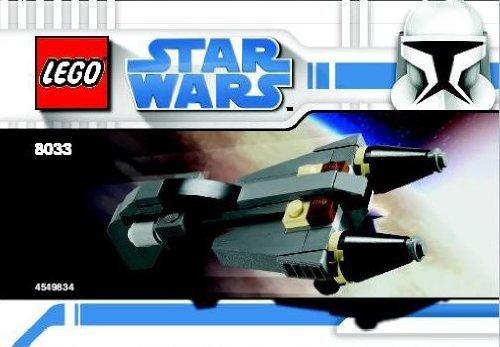 al Grievous Starfighter Belbullab 22 8033 (Polybeutel) (Lego General Grievous Starfighter)