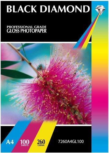 black-diamond-a4-professional-grade-gloss-photo-paper-260-gsm-100-sheets-a-hi-resolution-brilliant-w