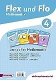 Flex und Flo - Ausgabe 2014: Themenhefte 4 Paket: Themenhefte als Verbrauchsmaterial