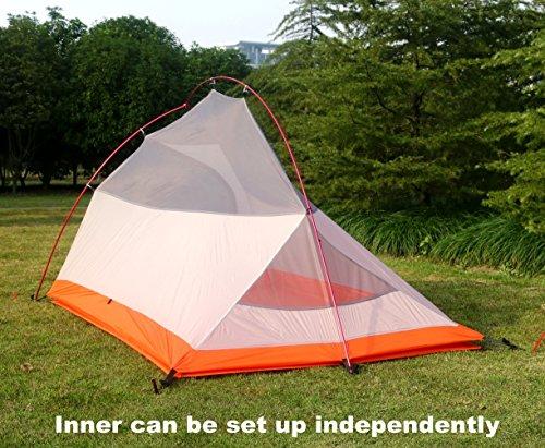GEERTOP Tienda iglú de Campaña 2 personas
