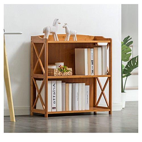 Young baby Bamboo Simple Racks Multi-étage Livres pour enfants Étagères de rangement Étagères de rangement (Size : 70*30*60cm)