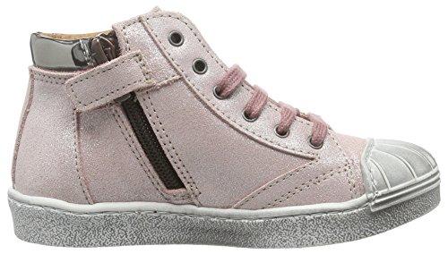 Art Sidney, Sneakers Hautes fille Rose