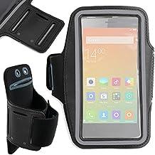 DURAGADGET Brazalete Deportivo De Neopreno Para Xiaomi Redmi Note 3   Hipoalergénico Y Antideslizante - En Color Negro