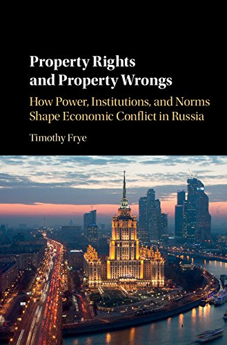 property-rights-and-property-wrongs-how-power-institutions-and-norms-shape-economic-conflict-in-russ