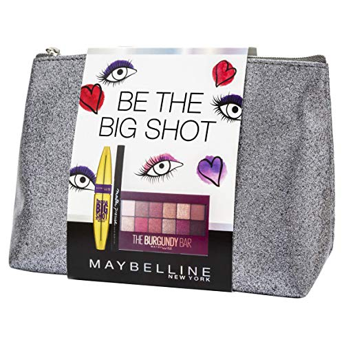Maybelline Big Shot Christmas Eye Make Up Gift Set For Her