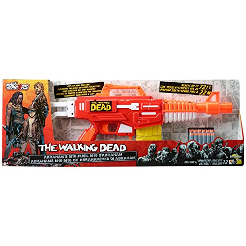 BuzzBee - The Walking Dead Abrahams M16 Produktverpackung