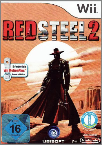 Red Steel 2 [Software Pyramide] (Red Steel Wii-spiel)