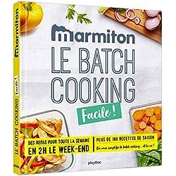 Les meilleures recettes de batch cooking Marmiton: Préparez tous vos plats de la semaine !