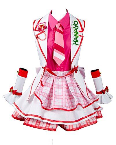 Love Live! Hanayo Koizumi Nach der Schule Aktivität Kleid Cosplay Kostüm Damen - Schule Halloween-aktivitäten Der Nach