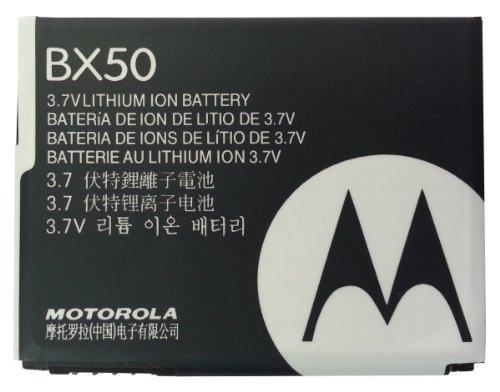 Motorola BX50 BX 50 Battery for Motorola RAZR2 V8 / RAZR2 V8 LUX / RAZR2 V9 / RAZR2 V9m / RAZR2 V9x / Z9 / ZN5 - Retail Packaging