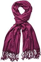 styleBREAKER Stola Schal, Tuch in vielen verschiedenen Farben 01012035