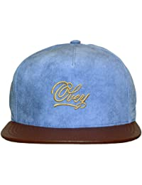 Obey - Casquette Strapback Homme Bleeker Hat - Blue