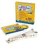 Lillis Blockflöten Set, Sopranblockflöte aus Kunststoff für Kinder (Barocke Griffweise) inkl. Buch und CD, Music Set