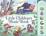 Little Children's Music Book (Usborne Noisy Books)