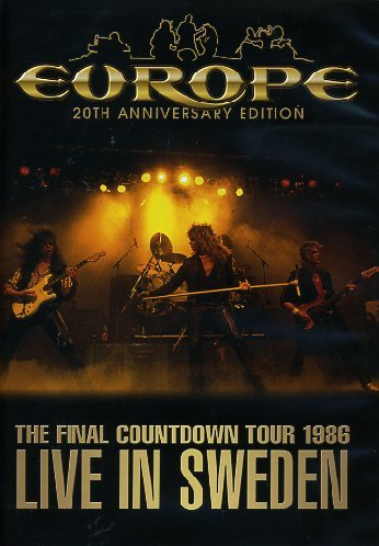Europe-The Final Coutdown Tour 1986-Live In Sweden