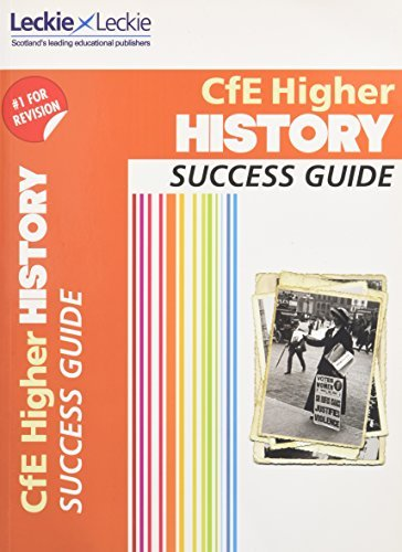 Success Guide for SQA Exams – CfE Higher History Success Guide (English Edition)
