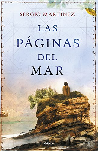 Las páginas del mar por Sergio Martínez