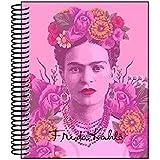 Frida Kahlo - Bloc A7 micro con 120 hojas (Safta 561646099)
