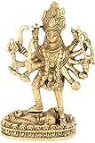 Aone India Brass Goddess Mahakali Mata