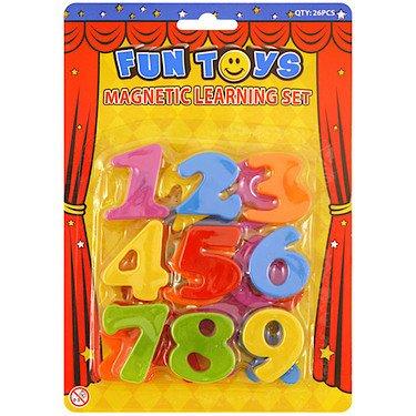 Fun Toys - Les Chiffres Magnétiques - 26 Pièces