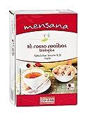 Mensana Tè Rosso Rooibos - 3 pezzi da 30 g [90 g]