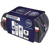 Nivea Men PSG Coffret Trousse Confort pour Peaux Sensibles - 4 Produits