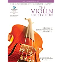 The Violin Collection: Easy To Intermediate Level (The G. Schirmer Instrumental Library)
