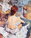 Digitaldruck / Poster Henri de Toulouse-Lautrec - La