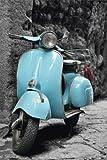 empireposter - Vespa - Scooter - Italy - Größe (cm), ca. 61x91,5 - Poster, NEU -