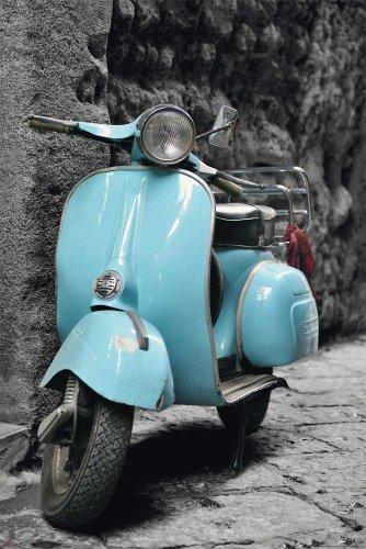 Empire - Póster de moto Vespa
