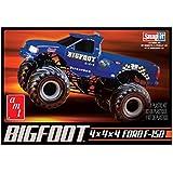 FORD F 150Bigfoot Monster Truck 4x 4x 41: 32AMT Model Kit Snapit Kit amt805