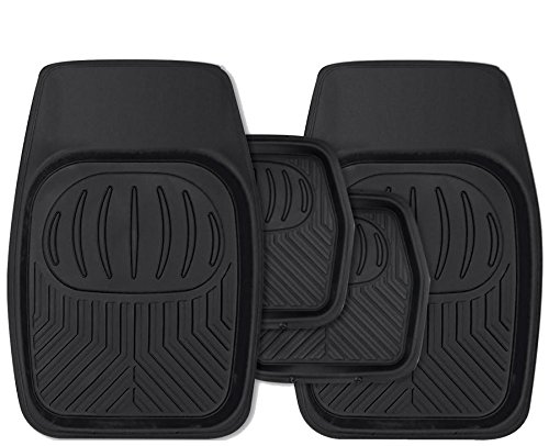 infiniti-fx-09-on-all-weather-rubber-car-mat-tray-set