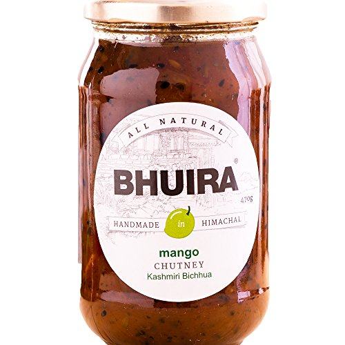 Bhuira Jams Bichhua Mango Chutney (470gm)