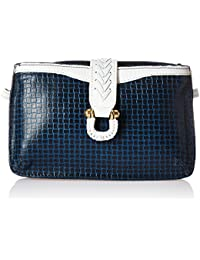Hidesign Women's Wallet (Midnight Blue)