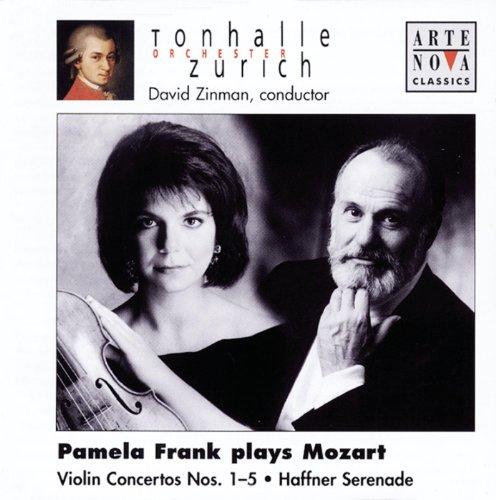 Pamela Frank Plays Mozart
