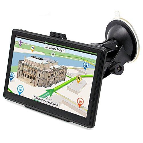 7 Pollici Di Navigazione GPS Per Auto 8GB Auto Autocarro Windows GPS SAT NAV Sistema Di Navigazione Satellitare Navigatore Touchscreen