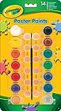 Crayola - Loisir Créatif - 14 Pots De Peinture Lavable