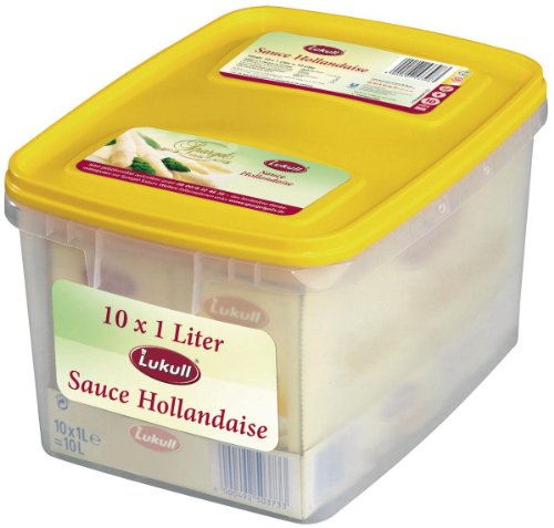 Lukull Sauce Hollandaise - 10 x 1000 ml