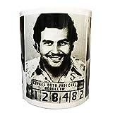 Skynet–Mug Cup Pablo Escobar–El Boss–Pablo Emilio Escobar Gaviria