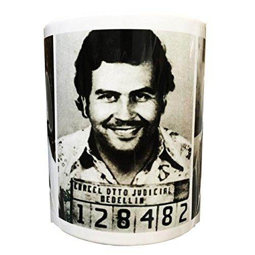 Skynet–Tazón Taza Copa Pablo Escobar–el patrón–Pablo Emilio Escobar Gaviria