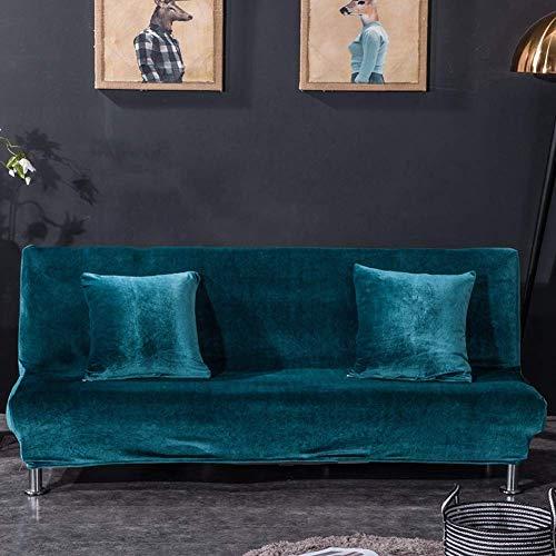 KongEU Funda para sofá o Cama, de Tela de Terciopelo, Cobertura Total,...