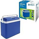 AK Sport Kühlbox 24 Ltr Elektrisch Coolbox, Blau