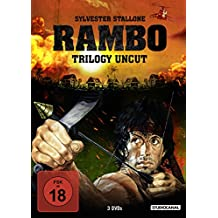 Rambo Trilogy - Uncut