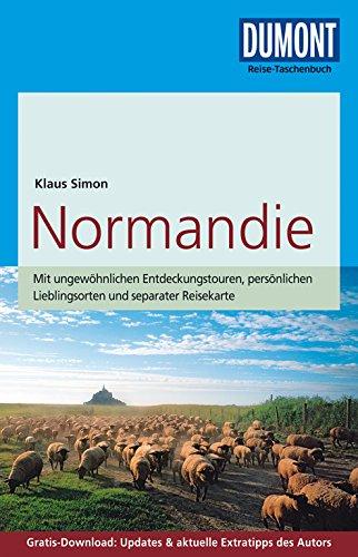 DuMont Reise-Taschenbuch Reiseführer Normandie: mit Online-Updates als Gratis-Download (Normandie-caps)