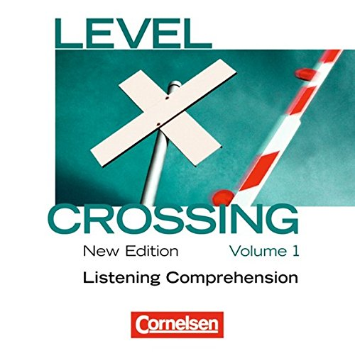 Level Crossing - New Edition: Band 1: Einführung in die Oberstufe - CD (Level Crossing)