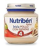 Nutribén Potito Inicio Pollo con Patatas - 130 gr